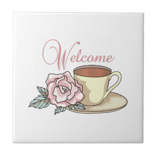 WELCOME CERAMIC TILE