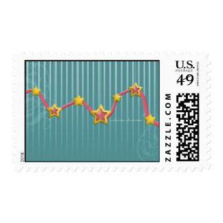 welcome christmas stamp
