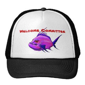 Welcome Committee Trucker Hat