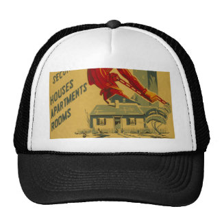 Welcome Defense Workers Mesh Hat