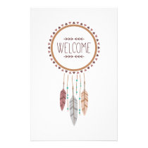 Welcome Dreamcatcher Stationery