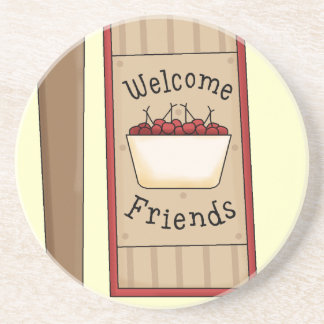 Welcome Friends Coasters