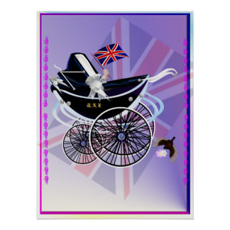 WELCOME-George Alexander Louis Poster