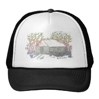 WELCOME HOME AGAIN TRUCKER HAT