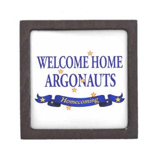 Welcome Home Argonauts Jewelry Box