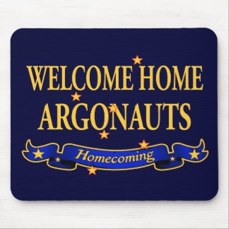 Welcome Home Argonauts Mouse Pad
