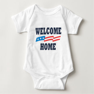 Welcome Home Baby Bodysuit