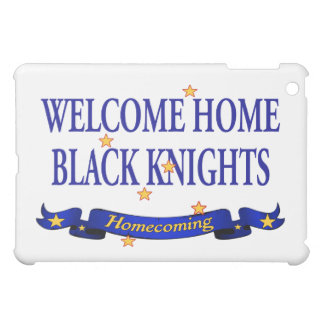 Welcome Home Black Knights iPad Mini Case