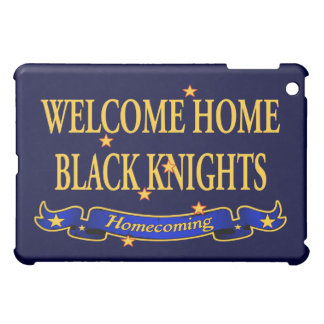 Welcome Home Black Knights iPad Mini Cover