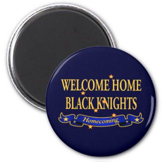 Welcome Home Black Knights Magnet