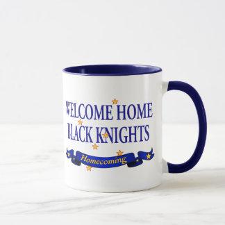 Welcome Home Black Knights Mug