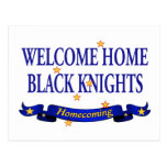 Welcome Home Black Knights Post Cards