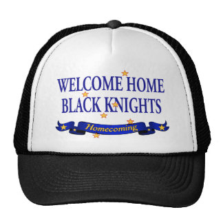 Welcome Home Black Knights Trucker Hat