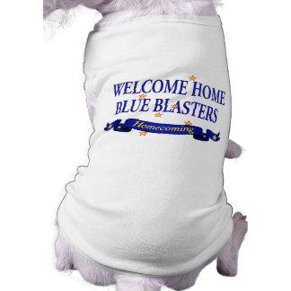Welcome Home Blue Blasters Tee