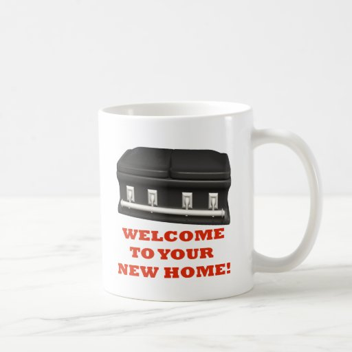 Welcome home coffee mug zazzle for Best coffee mugs for home