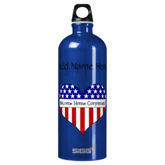 Welcome Home Corpsman! Water Bottle