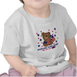 Welcome Home Daddy Bear T Shirt