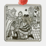 Welcome Home de príncipe Charles de España, 1623 Ornamento De Navidad
