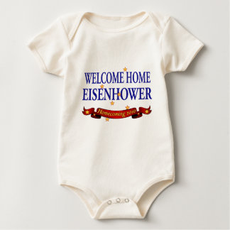 Welcome Home Eisenhower Baby Bodysuit