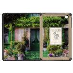 Welcome Home Garden Facade iPad Mini Case
