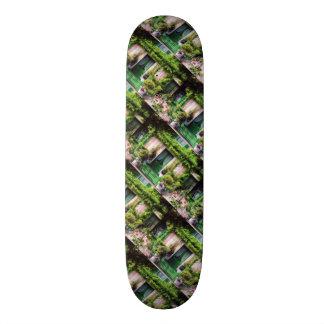 Welcome Home Garden Facade Skateboard