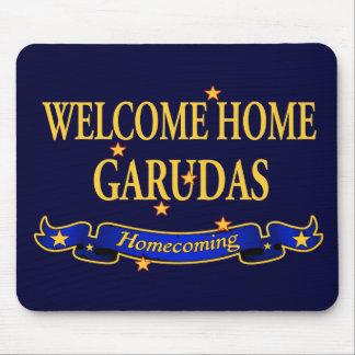 Welcome Home Garudas Mouse Pad