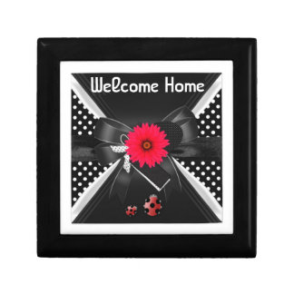 Welcome Home Keepsake Gift Box