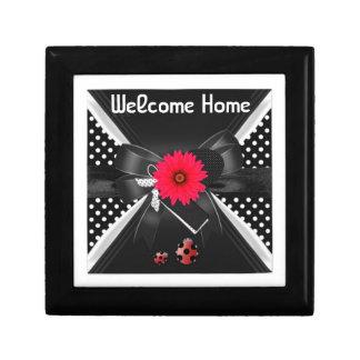 Welcome Home Keepsake Gift Box