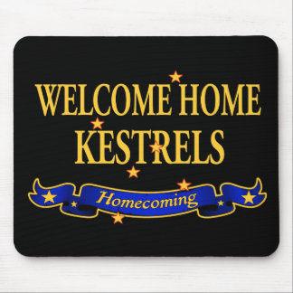 Welcome Home Kestrels Mouse Pad