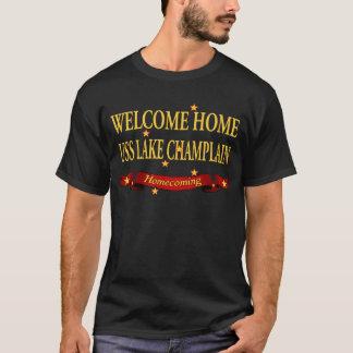 Welcome Home Lake Champlain T-Shirt