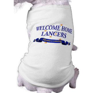Welcome Home Lancers Tee