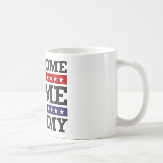 Welcome Home Mommy Coffee Mug