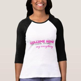 Welcome Home - My Coastie, My Hero T-Shirt