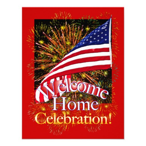Http Www Zazzle Com Welcome Home Party Invitations For Military 161019925314079170