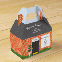 Welcome Home Personalized Realtor Gift Box