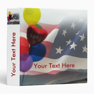 Welcome Home Photo Album Vinyl Binder