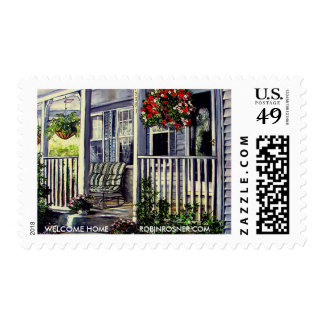 WELCOME HOME POSTAGE