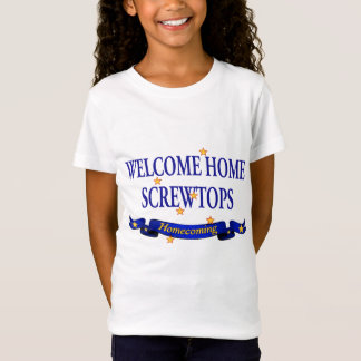 Welcome Home Screwtops T-Shirt