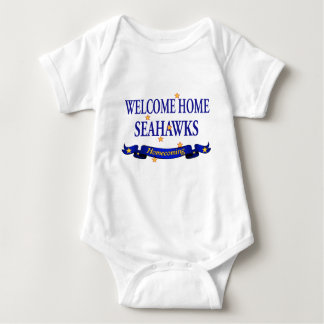 Welcome Home Seahawks Baby Bodysuit