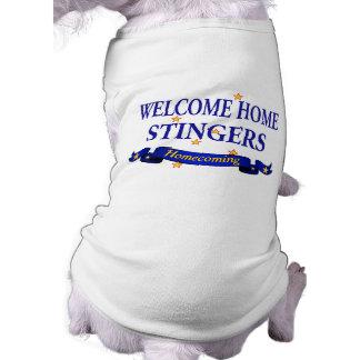 Welcome Home Stingers Tee