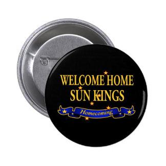 Welcome Home Sun Kings Button