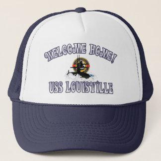 Welcome Home! Trucker Hat