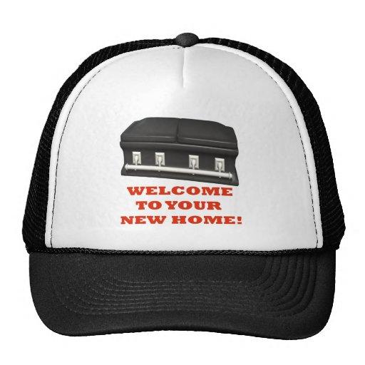 Welcome Home Trucker Hat