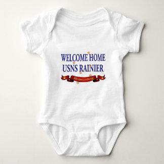 Welcome Home USNS Rainier T Shirt