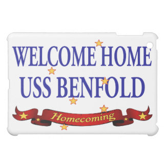 Welcome Home USS Benfold Cover For The iPad Mini