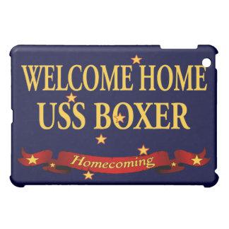 Welcome Home USS Boxer iPad Mini Cases