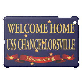 Welcome Home USS Chanorsville iPad Mini Covers