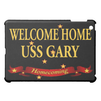 Welcome Home USS Gary Case For The iPad Mini