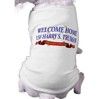 Welcome Home USS Harry S. Truman Shirt
