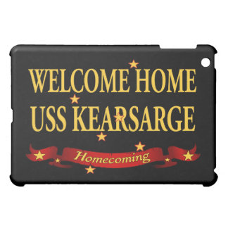 Welcome Home USS Kearsarge Cover For The iPad Mini